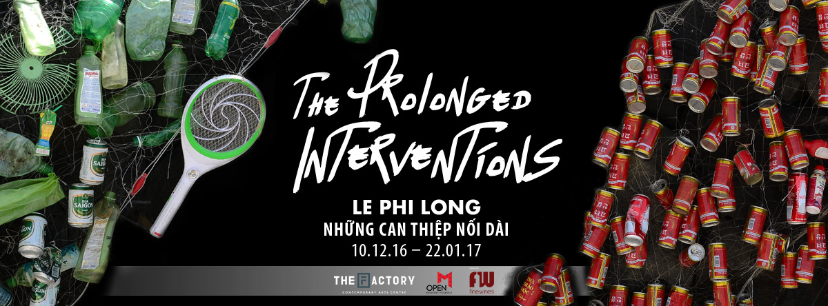 ARTIST TALK: THE PROLONGED INTERVENTIONS BY LE PHI LONG