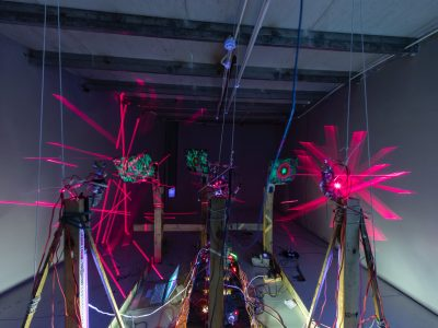 TECHNOPHOBE - THE FACTORY CONTEMPORARY ARTS CENTRE'S FIRST EXHIBITION