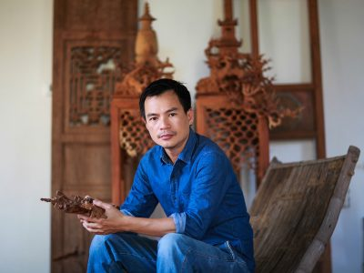 """""""DISLOCATE"""" TALK WITH BUI CONG KHANH"""