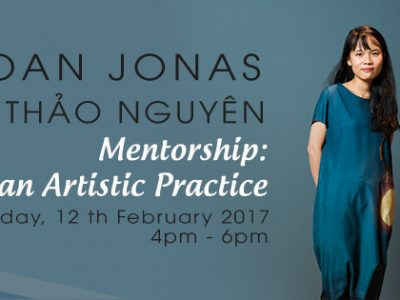 ARTIST TALK WITH JOAN JONAS AND THẢO NGUYÊN PHAN