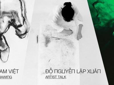 Talk & Workshop With Saigon Artbook 7's Artists - Day 2