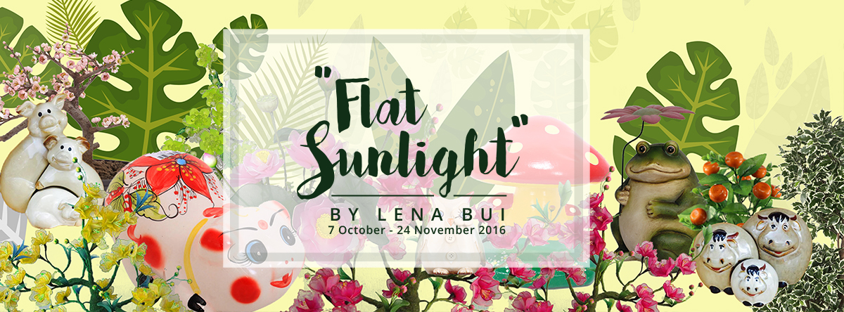 FLAT SUNLIGHT: ARTIST TALK WITH LÊNA BÙI