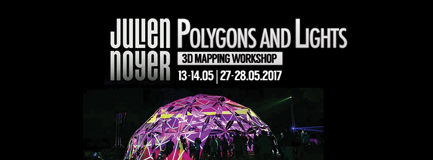 3D MAPPING WORKSHOP: POLYGONS AND LIGHTS