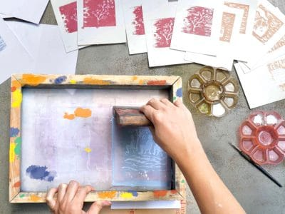 WORKSHOP 'PARALLEL POSSIBILITIES' - DECONSTRUCTED PRINTMAKING WITH THY NGUYỄN