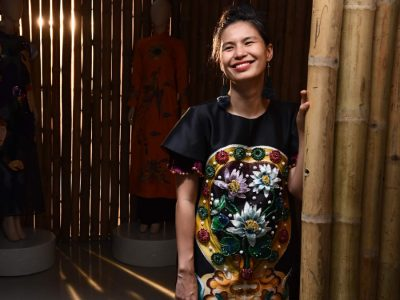 'LET THE BYGONES SHIMMER' | THUỶ NGUYỄN IN CONVERSATION WITH NAM THI